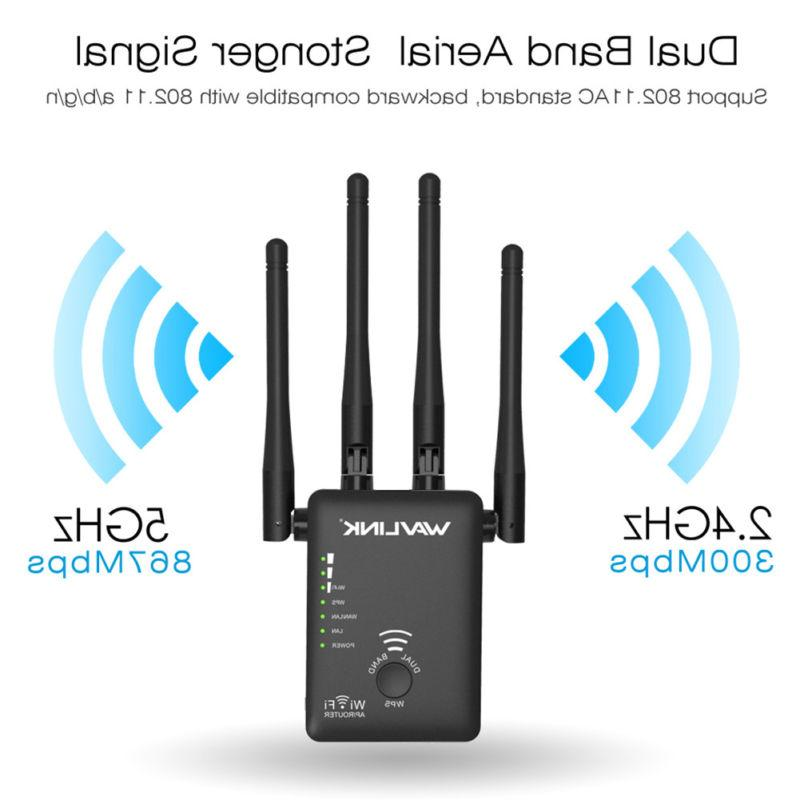 Wavlink Wifi-Repeater&Router Wireless Range