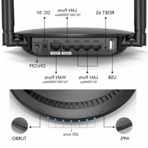 WiFi Router,Wavlink Smart Touchlink
