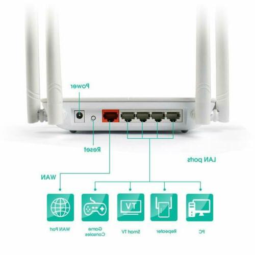 WAVLINK High Speed1200Mbps Band Wireless Router