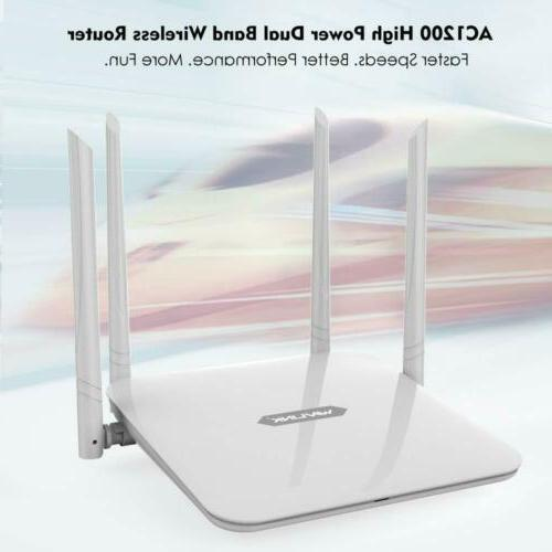 WAVLINK with 5GHz Dual Band