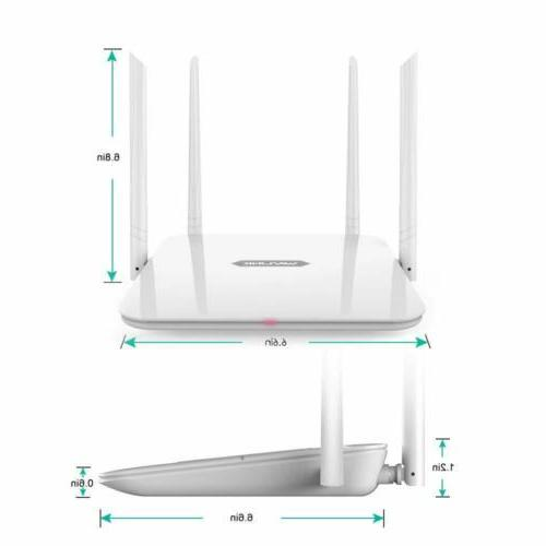 WAVLINK WiFi Speed1200Mbps with 5GHz Band