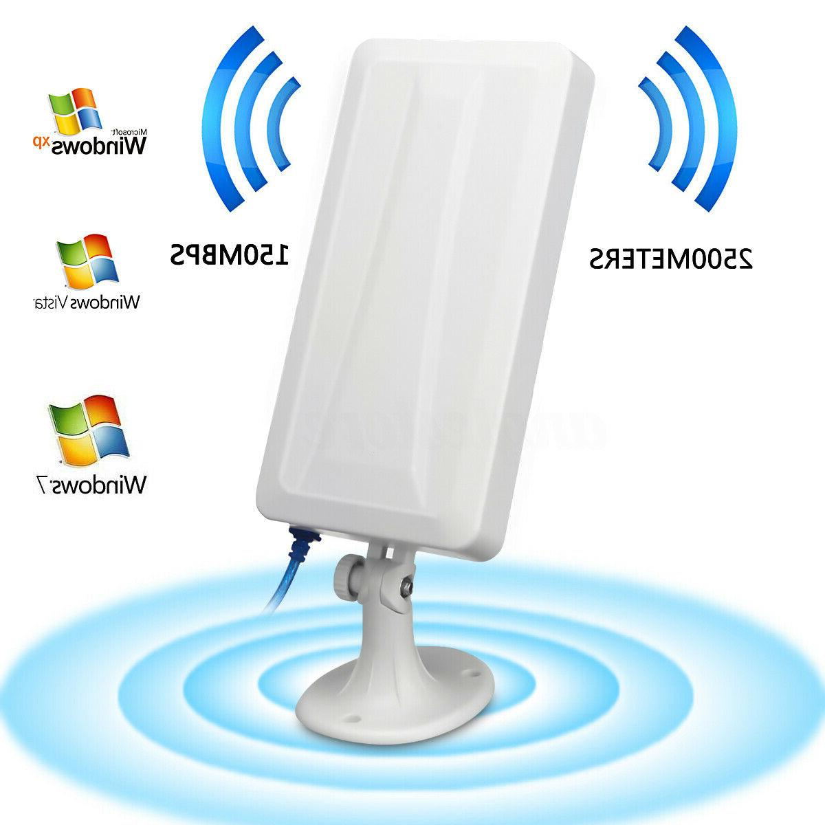 150Mbps Long Extender Outdoor Repeater WLAN Antenna