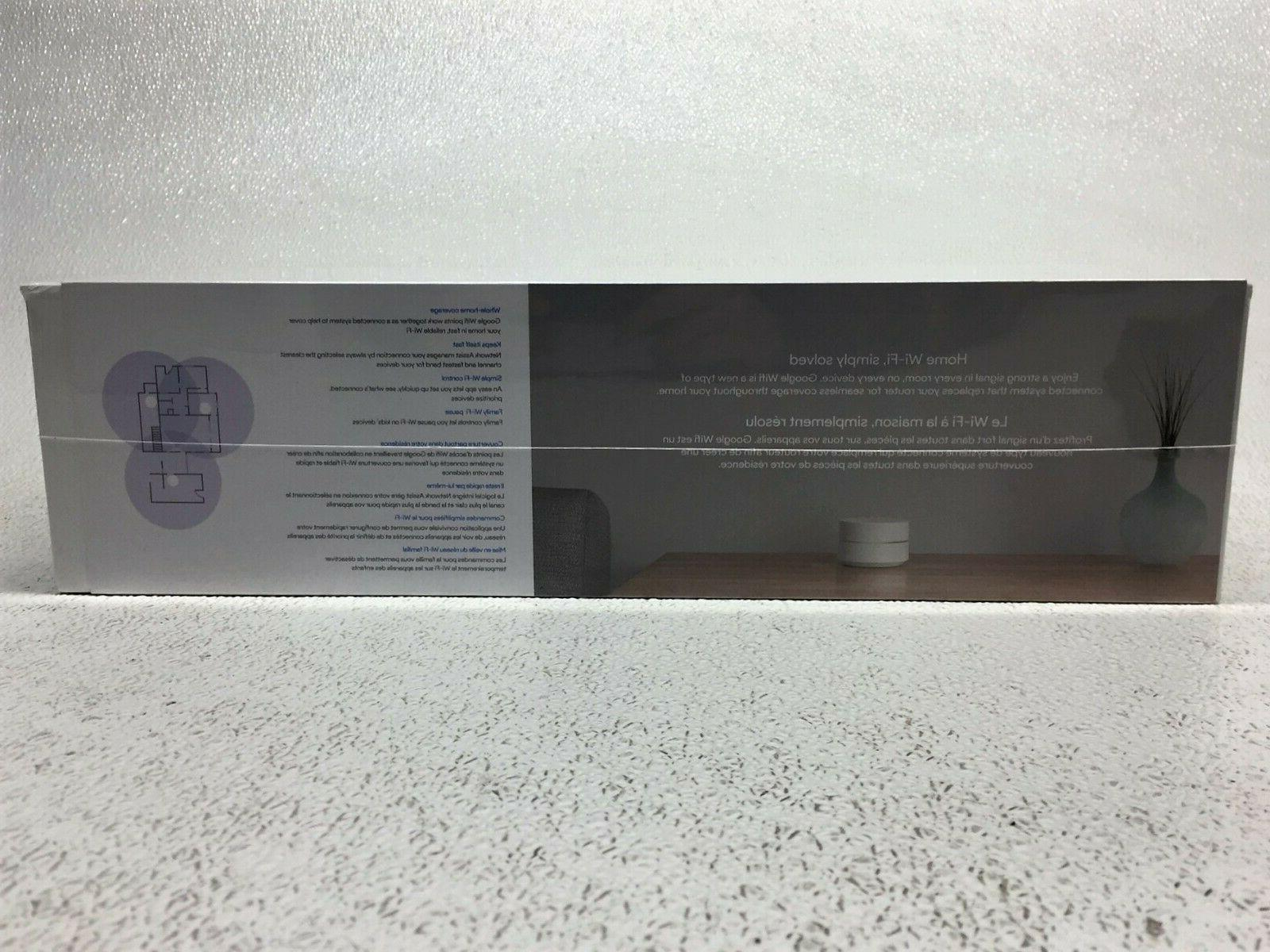 3-point Band Home AC1200 Router & FACTORY SEALED*