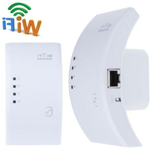300Mbps Repeater Wireless Network Router Extender Booster