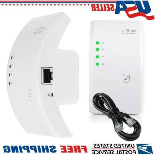 300mbps wifi repeater wireless network router extender
