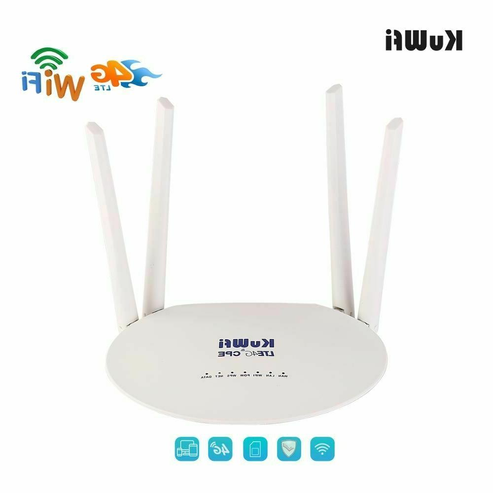 4g lte router 300mbps wireless cpe 3g