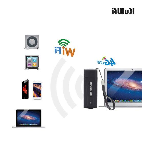 KuWFi LTE Router Wireless Network Card