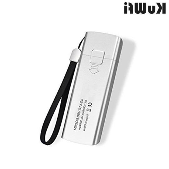 KuWFi 4G LTE Router Wireless Network Portable Card