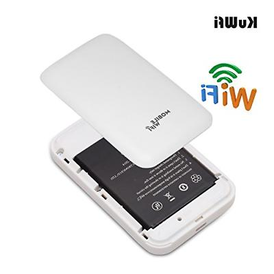 4G Unlocked Router with Slot B5