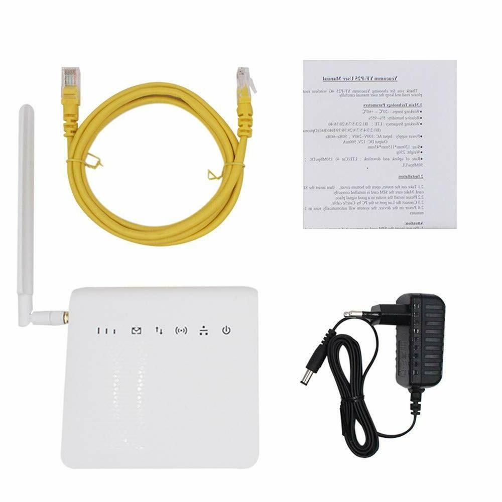 4G WiFi Wireless Indoor CPE Home 4G