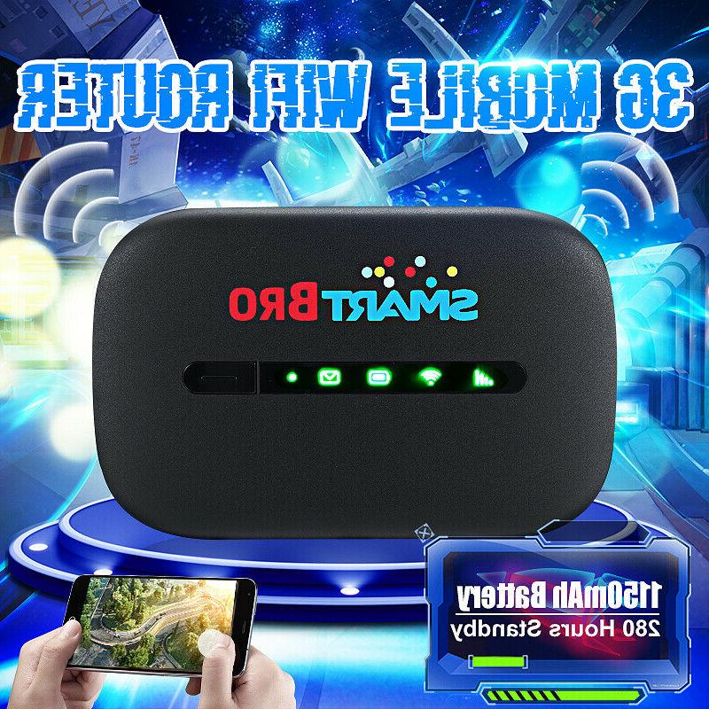 600mbps portable wifi router mobile wireless broadband