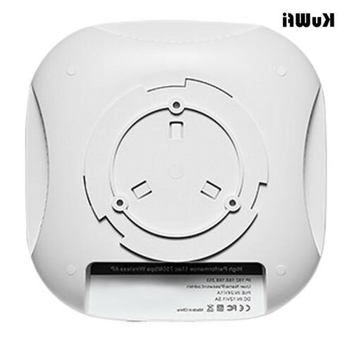 600Mbps Wifi AP Router 48V Band Indoor AP WIFI Repeater