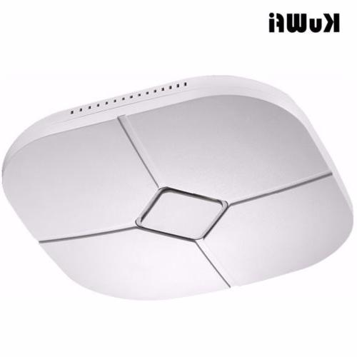 600Mbps Wifi Ceiling AP Router 48V Band WIFI Repeater
