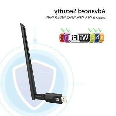 600Mbps Repeater 2.4/5Ghz Signal Booster Network