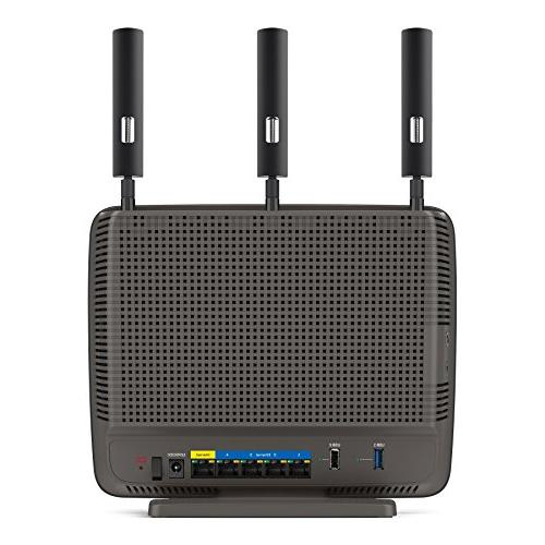 Linksys AC3200 Tri-Band Wi-Fi Router and Device-Heavy App Your Network