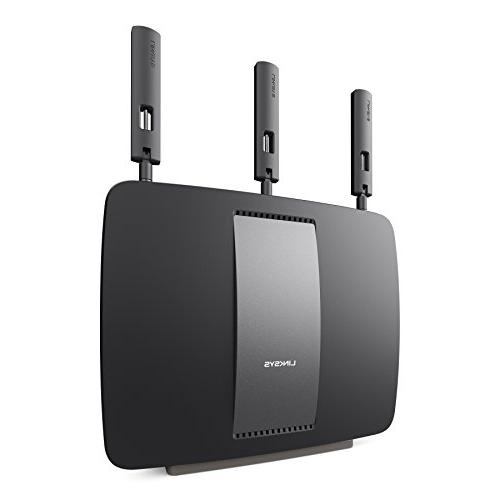 Linksys Wi-Fi with and USB, Designed Device-Heavy App Control Your from