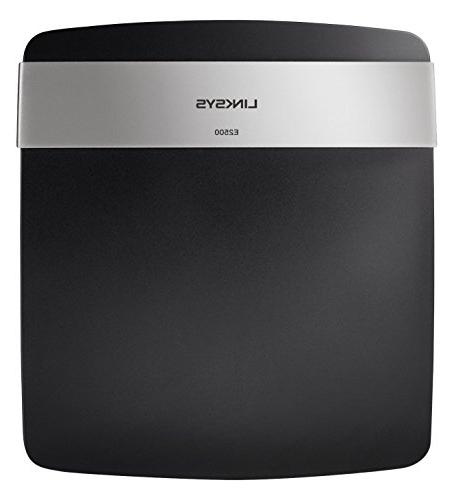 Linksys E2500 Advanced Dual-Band Router
