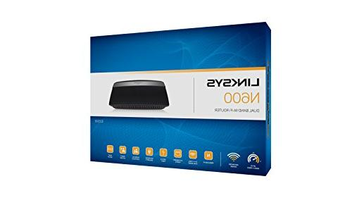 Linksys E2500 Simultaneous Dual-Band Router