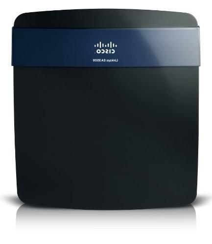 Linksys N750 Wi-Fi Dual-Band+ Router Gigabit & Ports, Smart Control Your Anywhere