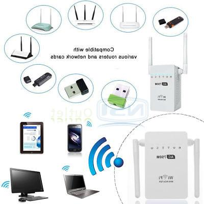 AC Router Dual 802.11 Repeater Signal Booster 5G