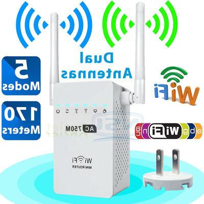 ac 750mbps wireless router dual band 802