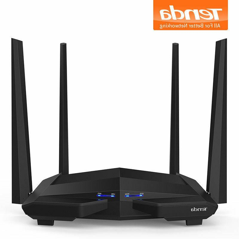 ac10 1200mbps wireless wifi router 1ghz cpu