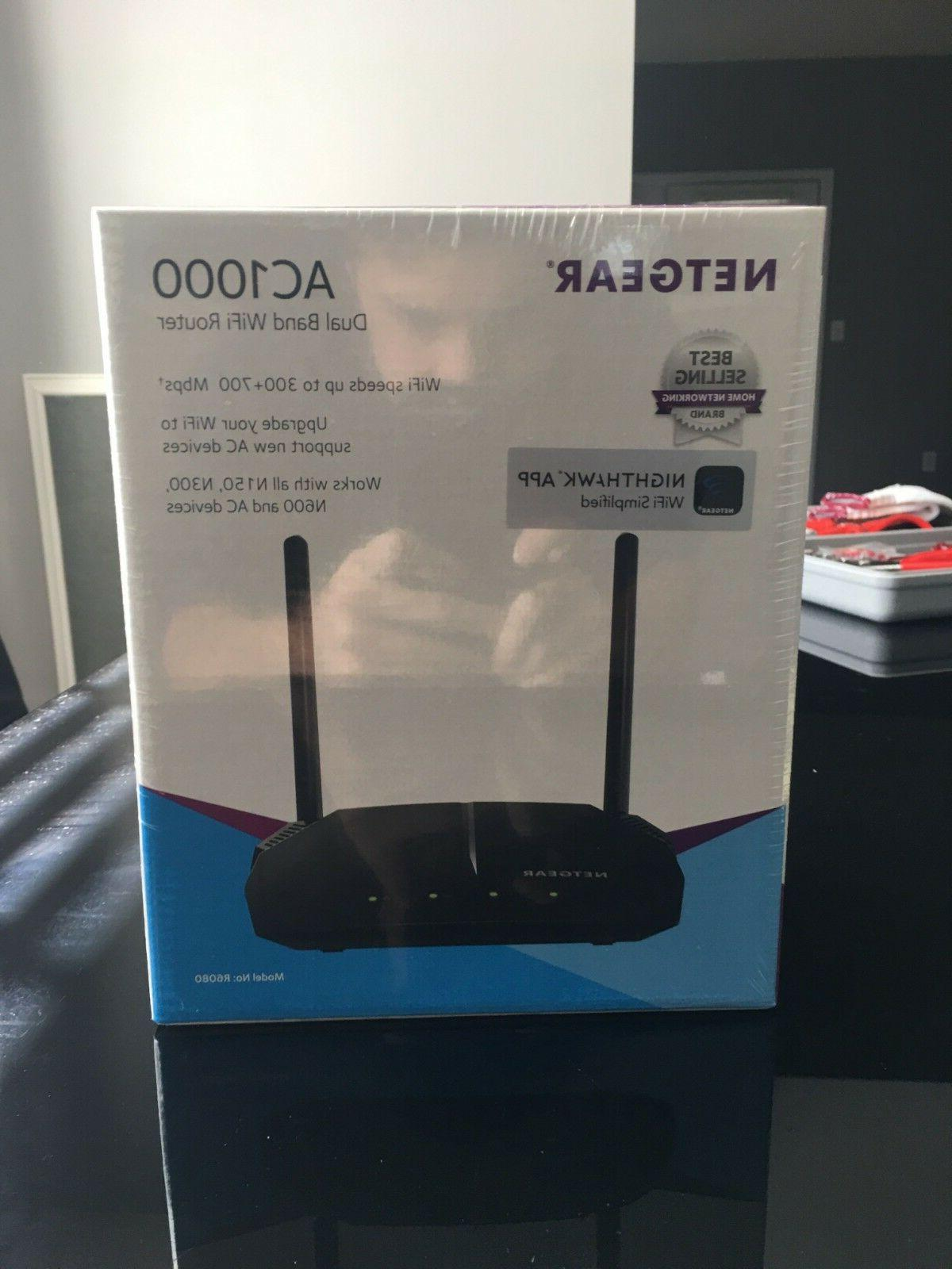 ac1000 dual band smart wifi router fast