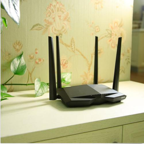 AC1200 Dual Band Ethernet Router Computers WiFi Wireless