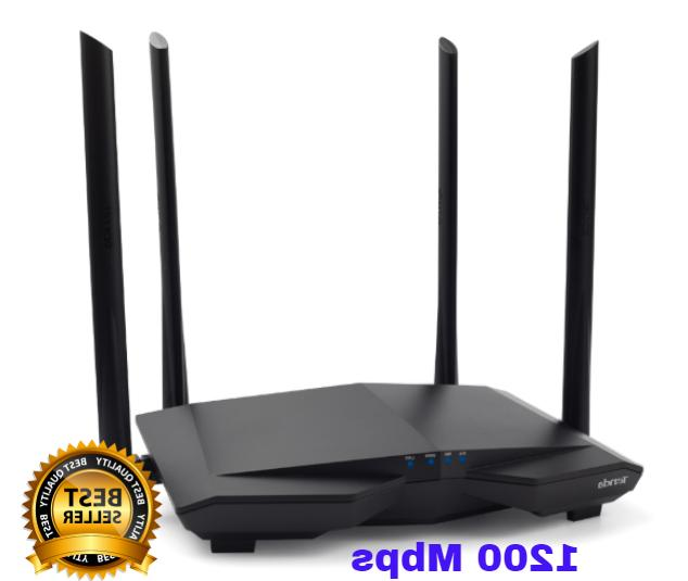 ac1200 dual band fast ethernet home router
