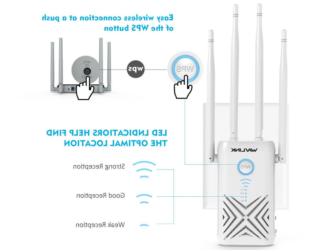 1200 mbps wi fi gigabit router high