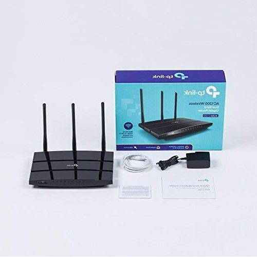 TP-Link WiFi Router – Gigabit