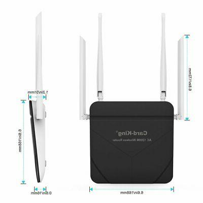 Card AC Wireless Dual Router Extender