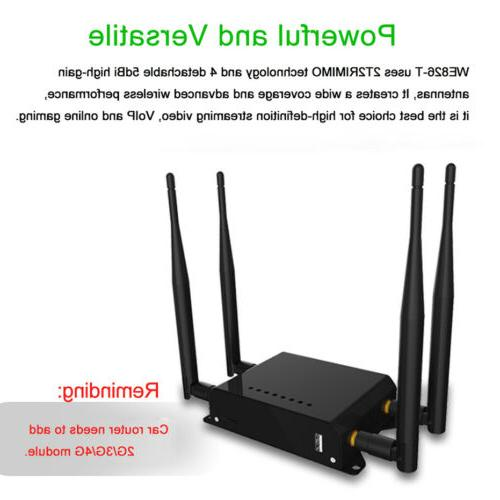 Cioswi 300Mbps Router With Sim Card Wifi