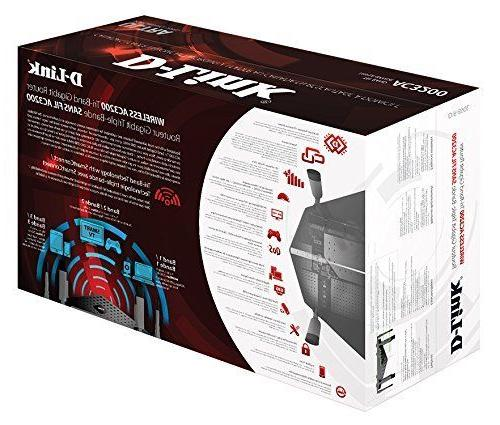 D-Link Wireless Ultra Performance Router