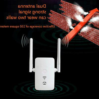 Dual WiFi Repeater Router Extender