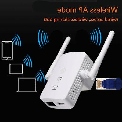 Dual Repeater Wireless Extender Booster