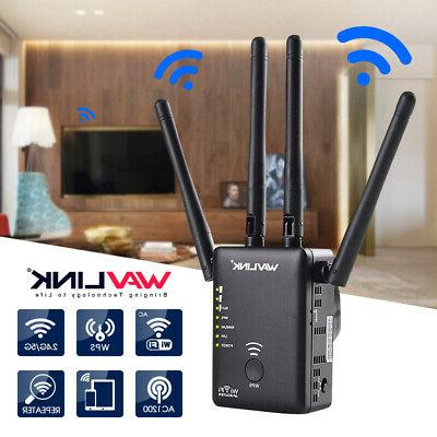 dual band ac1200 wifi repeater and router