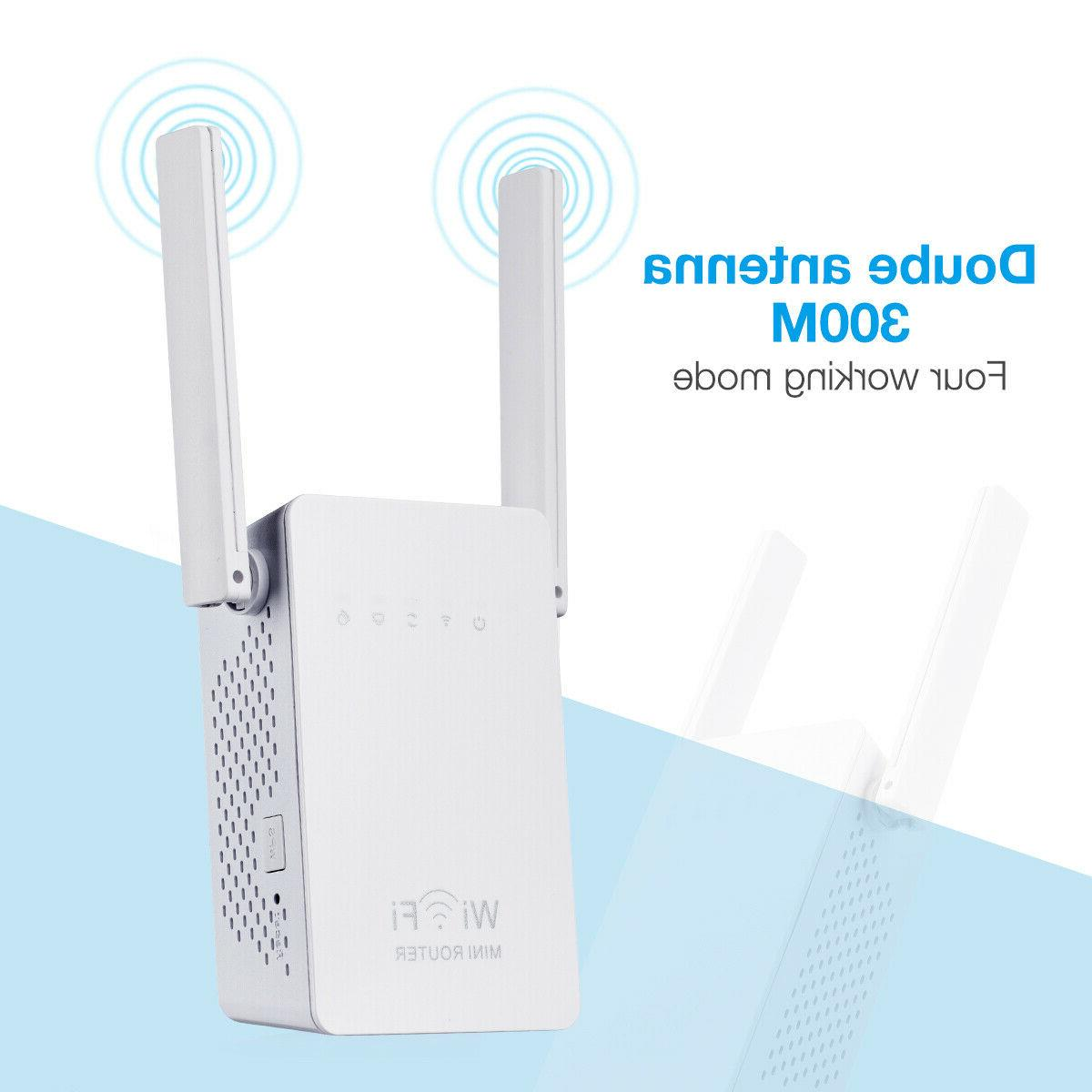 Wifi Repeater Wireless Network Router Extender Signal Booste