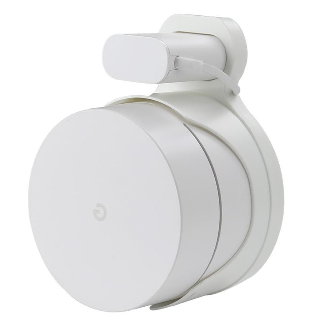 <font><b>WIFI</b></font> <font><b>Router</b></font> Mount Stand Protective For <font><b>Google</b></font> <font><b>Router</b></font> Made of plastic, durable.