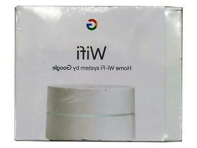 google wifi system single point router replacement