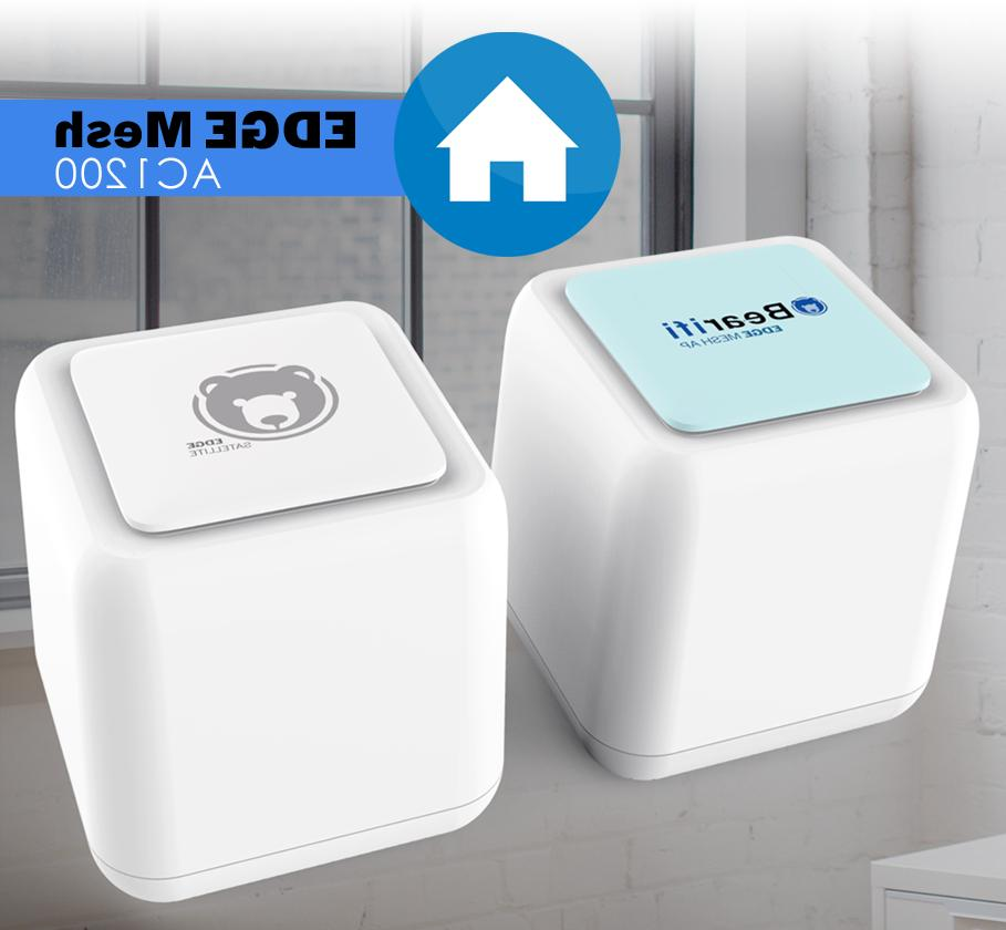 HIGH POWER 4-pack Whole Home WiFi System + 3