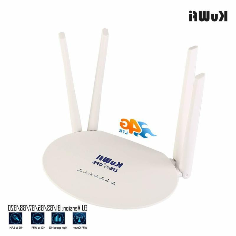 lte router 300mbps unlocked 4g wireless wifi