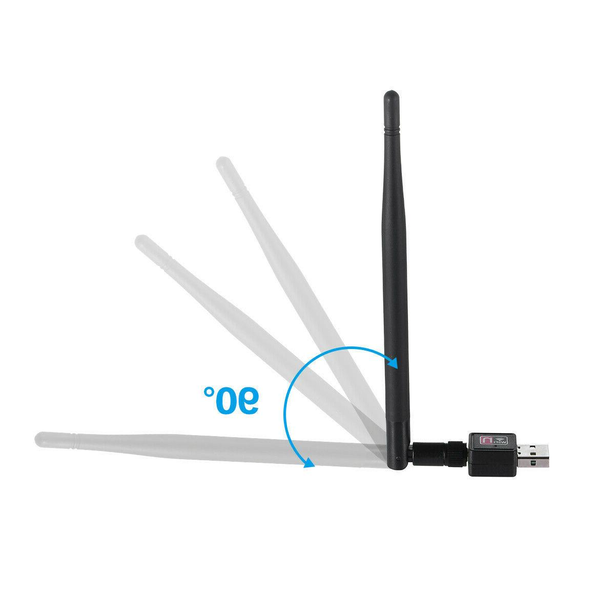 Internet Router Network LAN Card Dongle Antenna