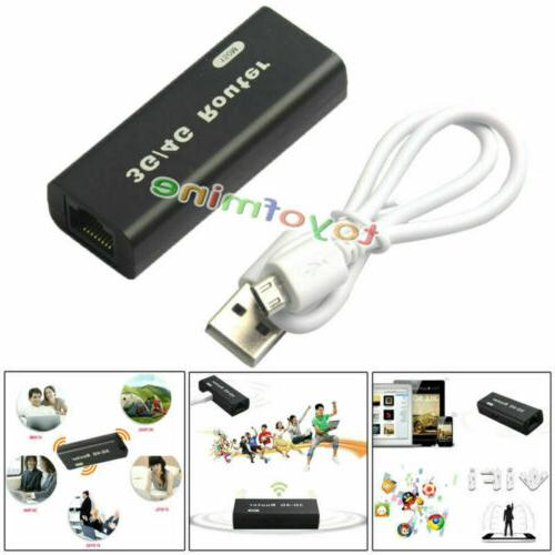 mini portable 3g 4g wifi hotspot 802