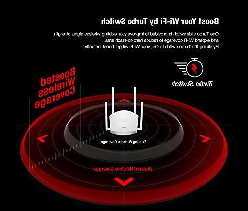 TOTOLINK Wireless N Router, 2.4G Wireless Router