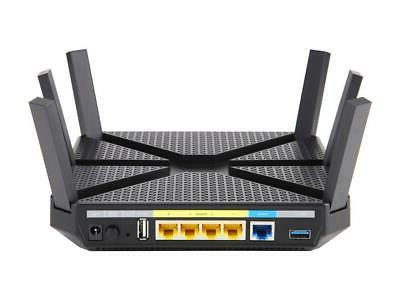 TP-Link AC4000 Smart Router Tri Band Router, MU-MIMO, Advance