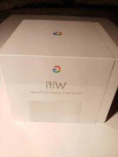 New Google Model AC-1304 Wifi System  AC1200 Router