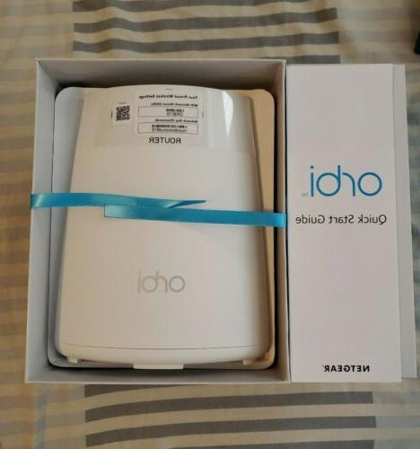 new orbi rbr40 router whole home ac2200