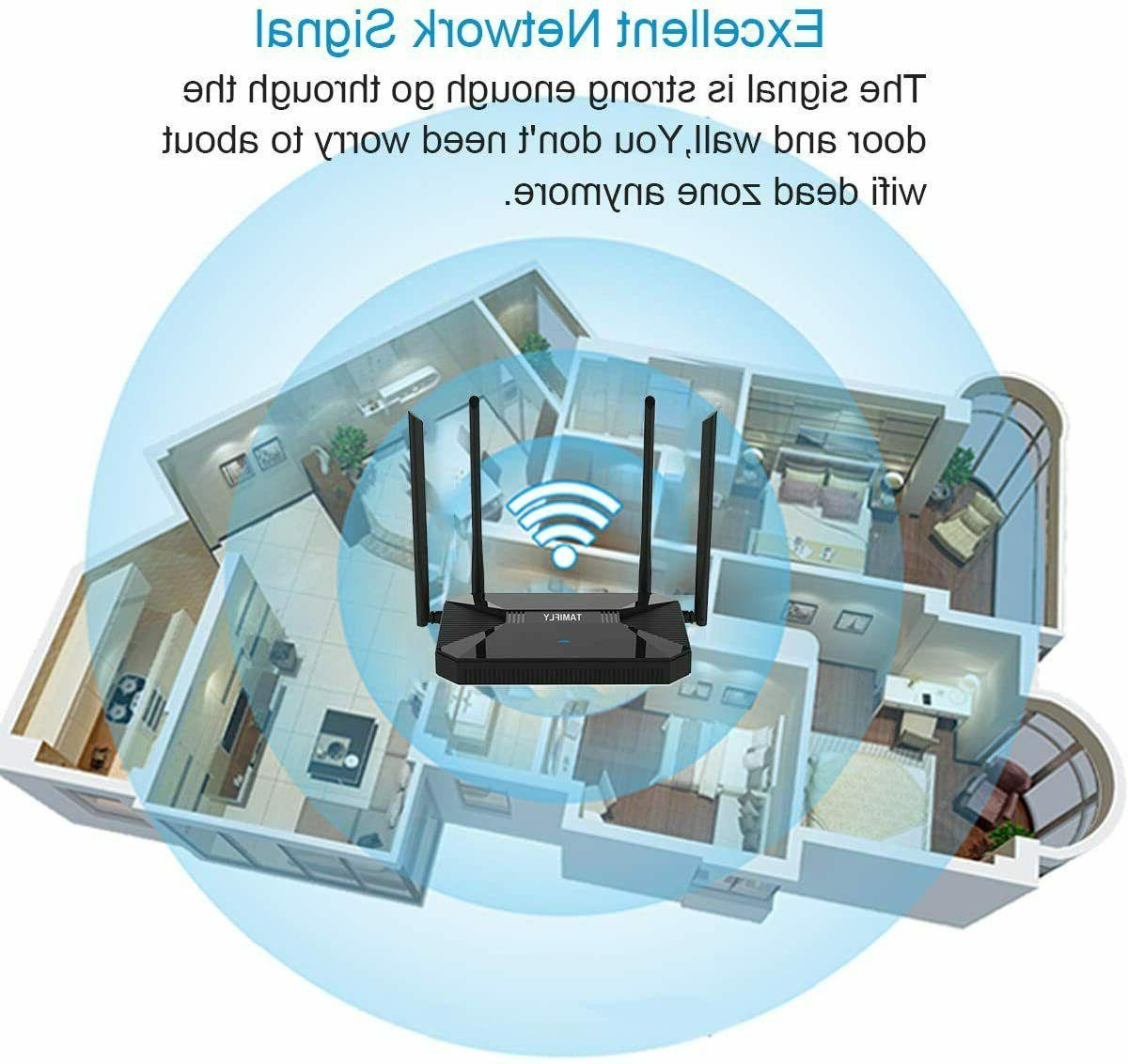 【Newest Router High Speed Router wit