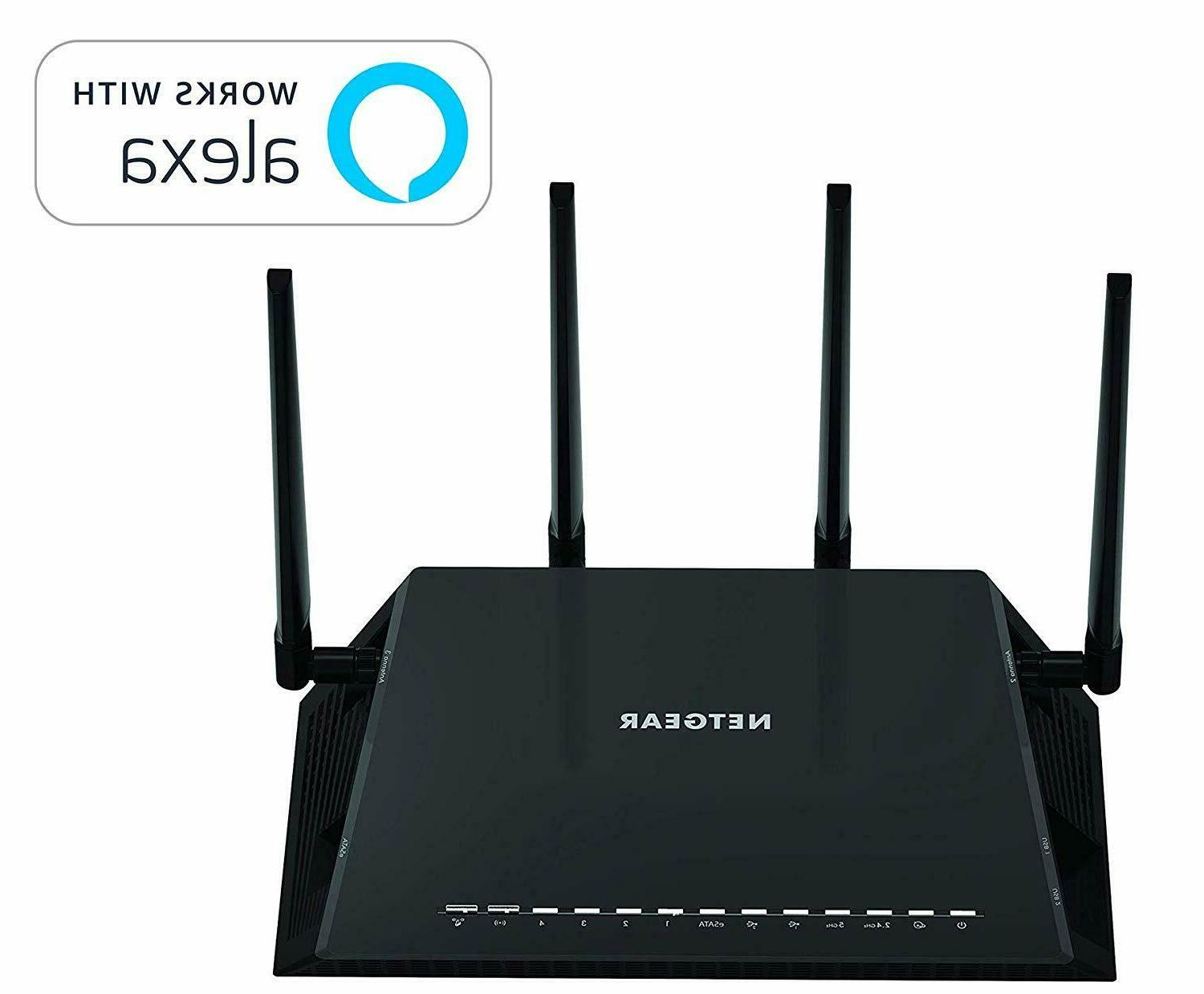 Nighthawk Dual WiFi Router Compatible Amazon